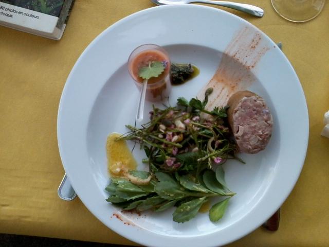 Andouille du Val D'ajol version nature! un Régal du Chef !